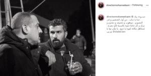 """محمد سامي يشيد بـ """"دياب"""" في نسل الأغراب"""