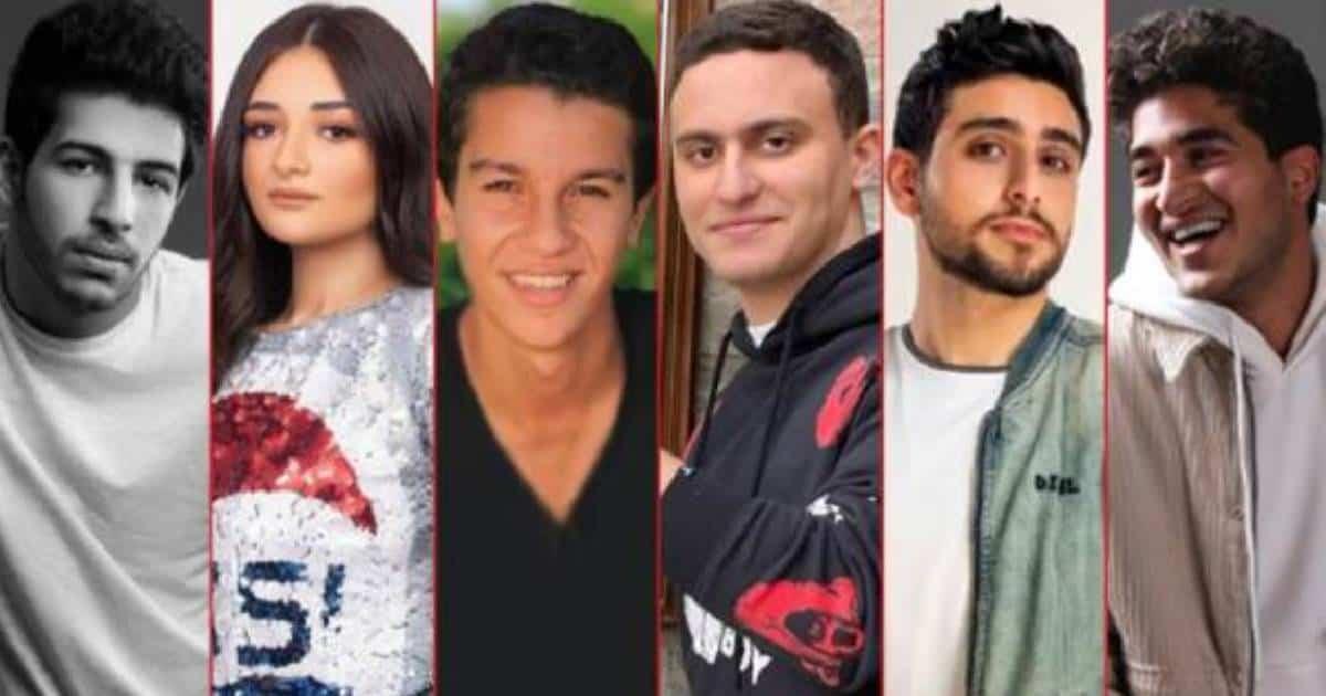أبناء الفنانين في دراما رمضان 2021