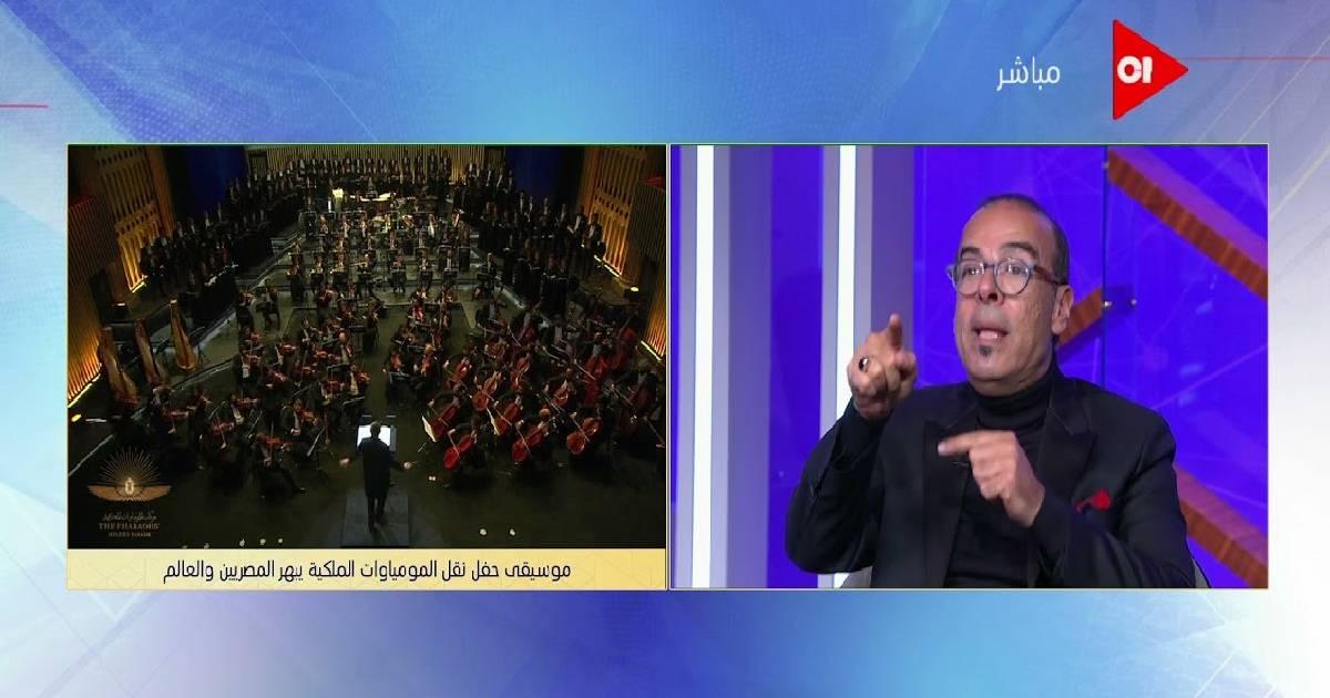 المايسترو نادر عباسي يوجه إتهام الي الإعلام