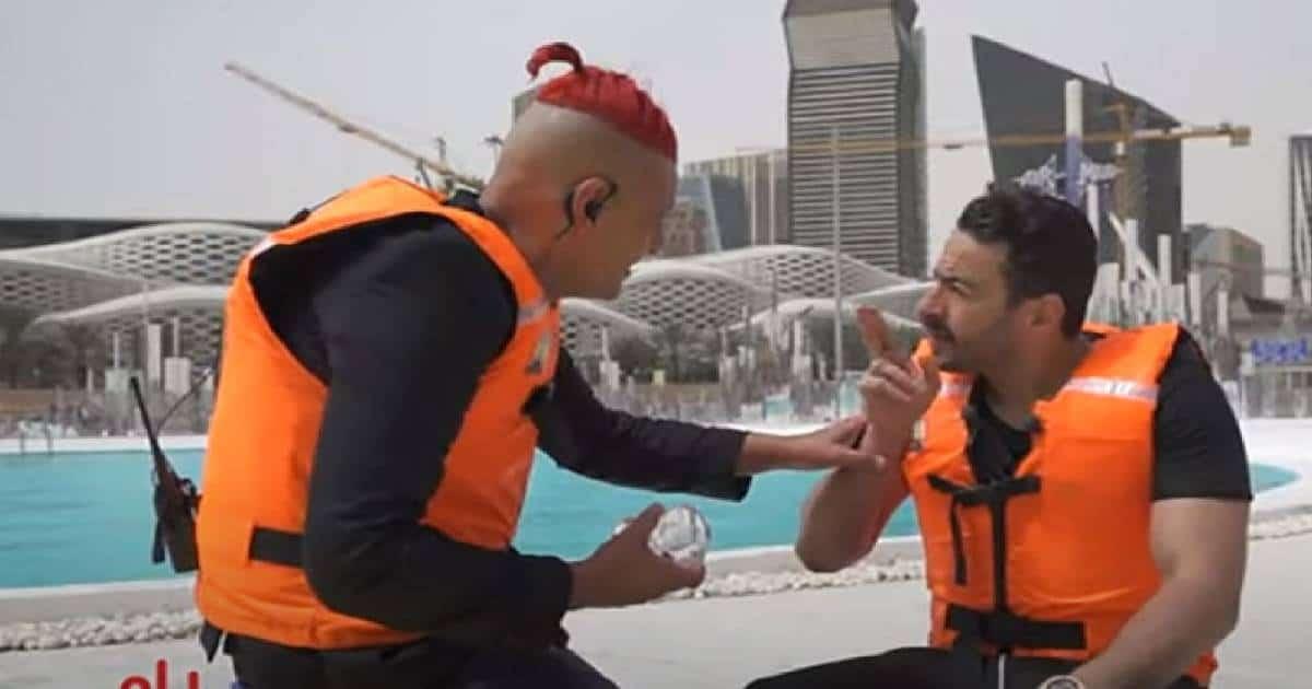 حماده هلال في رامزعقله طار